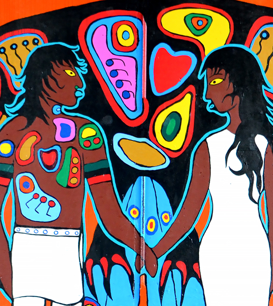 Indigenous Single 06_Banner_The First Man and The First Woman