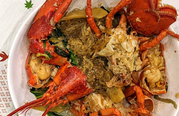 Single 04 Archive_Spicy Garlic Lobster