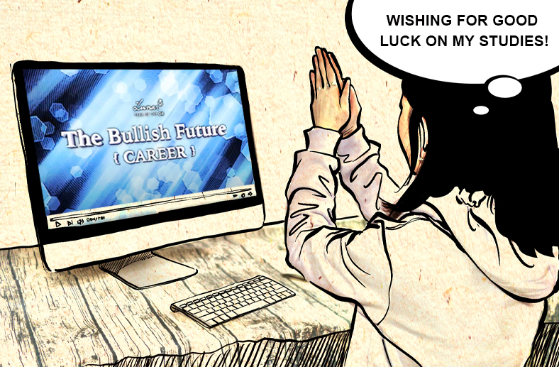 The Bullish Future Career Step1